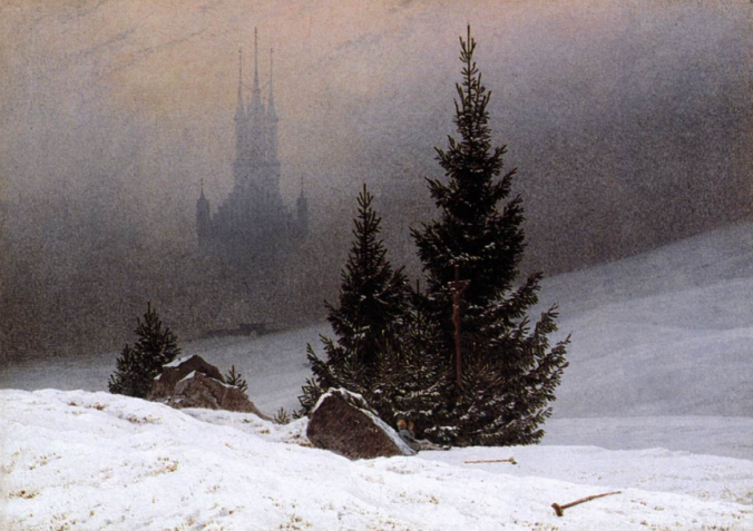 Winter Landscape, 1811