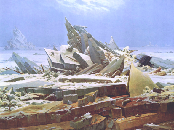 The Sea of Ice (1823–24