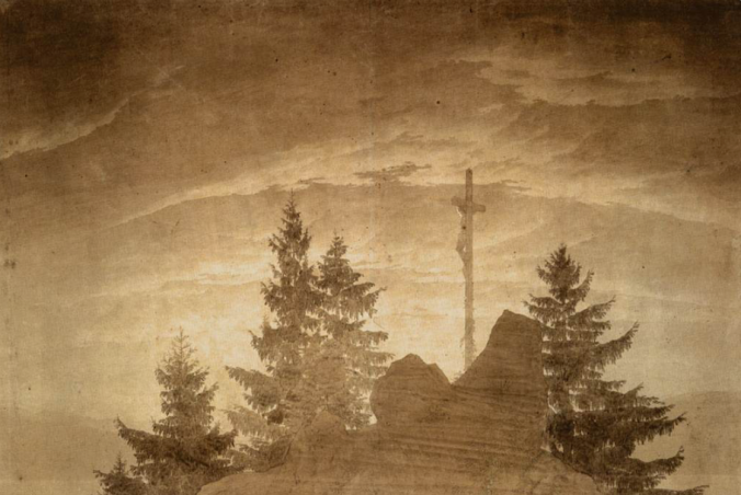 Cross in the Mountains, 1805-06