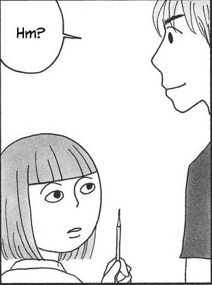 Tsugumi y Yaguchi sensei
