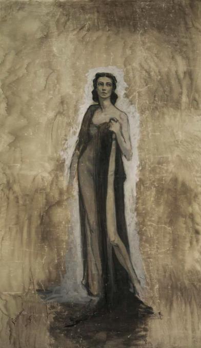Ida Rubistein. Smithsonian American Art Museum.