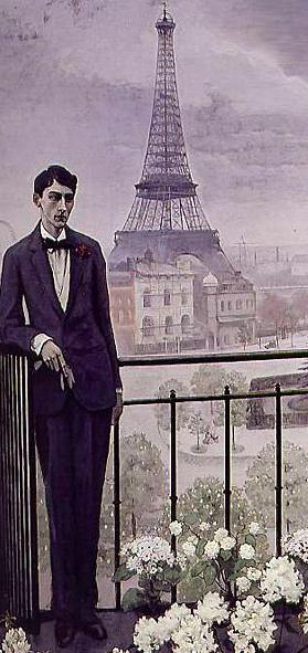 Jean Cocteau, 1912.